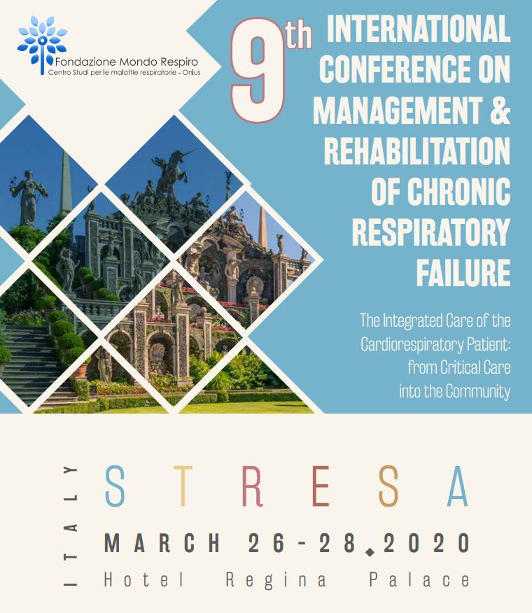 9th International conference on management & rehabilitation of chronic respiratory failure